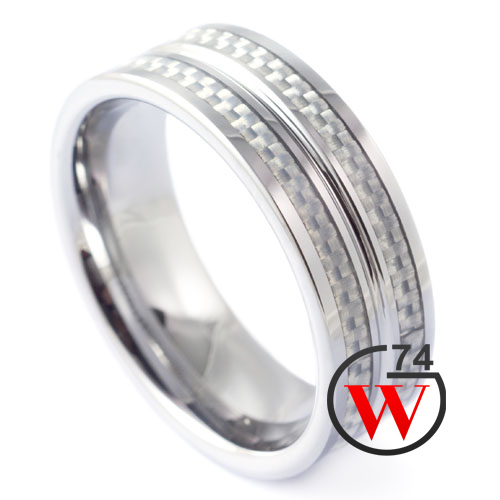 Rings for men prestige rings bands by w74 canada for Kevlar wedding ring