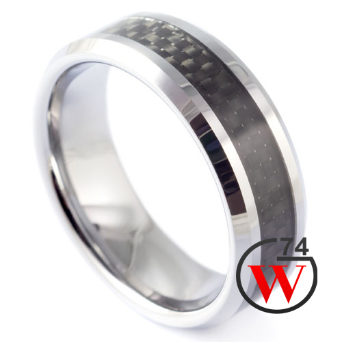 Tungsten Ring Rampart Rings Amp Bands By W74 Canada